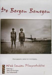 Dvd  De Bergen Bewegen  kaft (1 van 1)